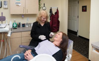A professional dental hygienist adds value to your regular visit