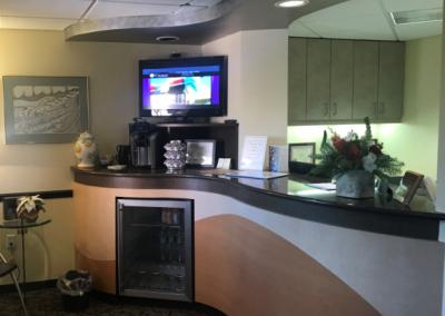 Dr Dennis Lucas Naples Florida Dentist Lobby